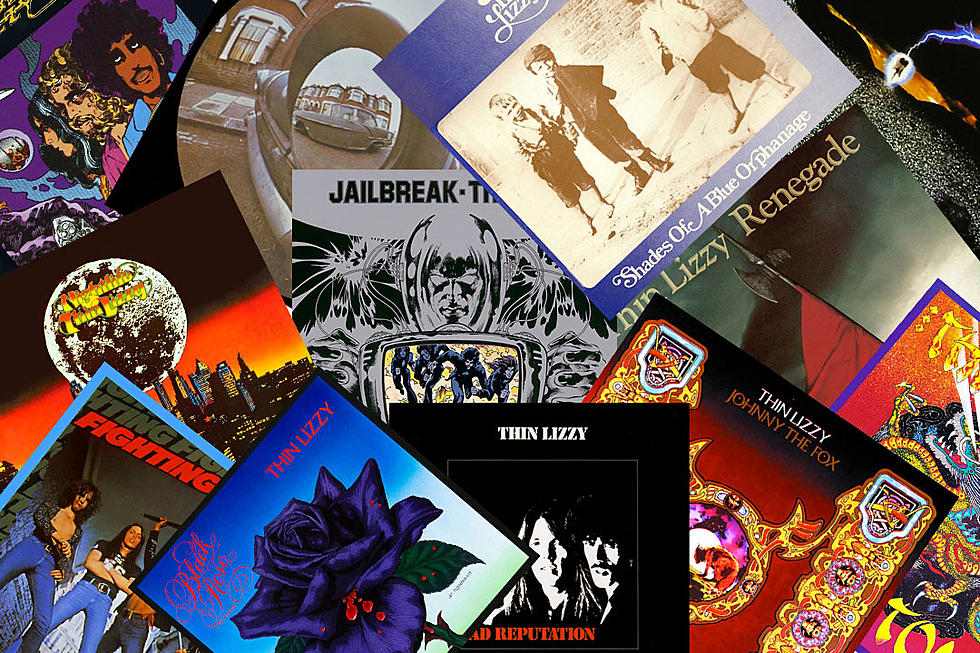 Thin Lizzy Albums, Ranked Worst to Best