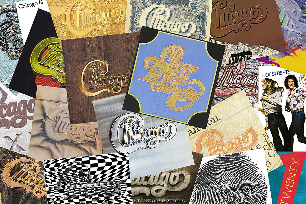 Chicago Albums Ranked Worst to Best