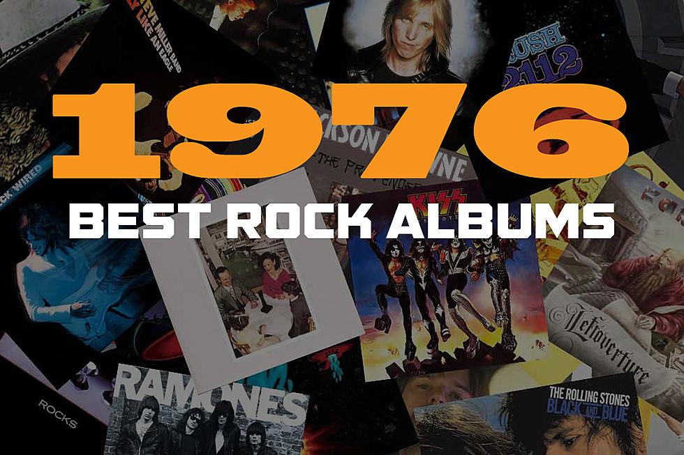 1976's Best Rock Albums