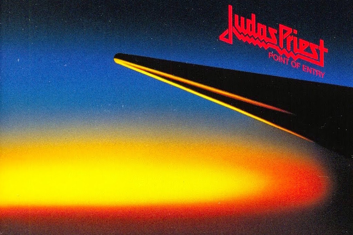 How Judas Priest Were Nearly Derailed by 'Point of Entry'
