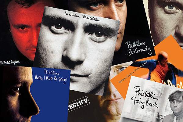 Phil Collins Albums Ranked Worst to Best