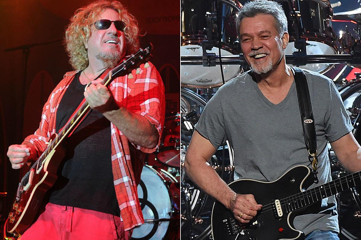 Sammy Hagar Explains Why He Reached Out To Eddie Van Halen On Twitter