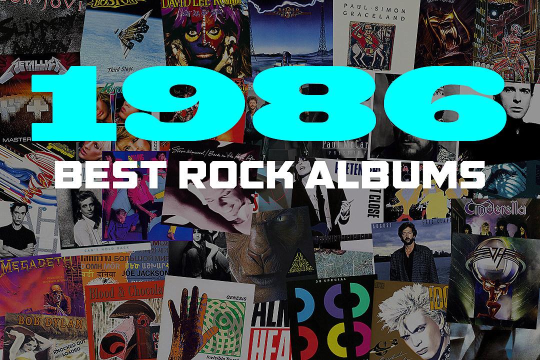 1986's Best Rock Albums