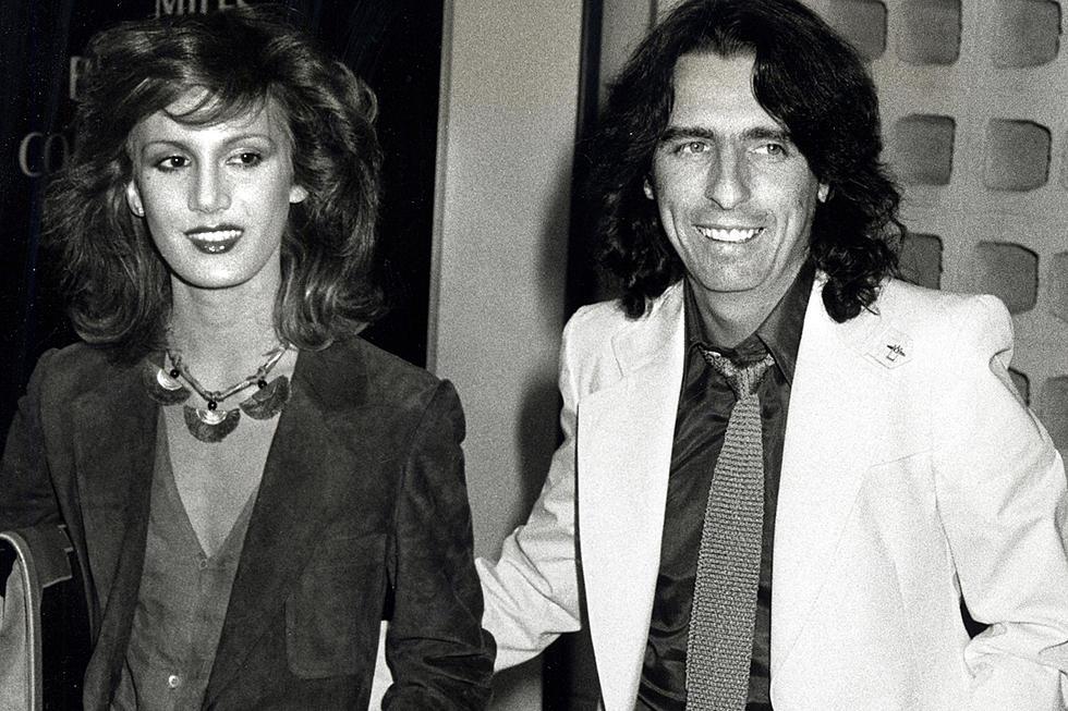 The Day Alice Cooper Married Sheryl Goddard