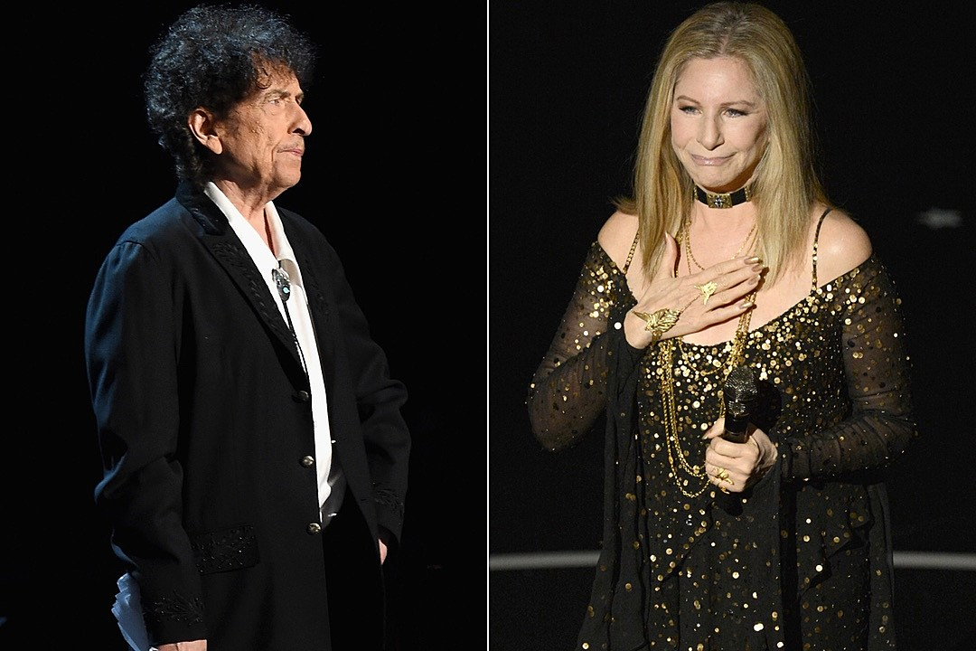 Barbra Streisand Shares Stories of Exchanging Fan Letters