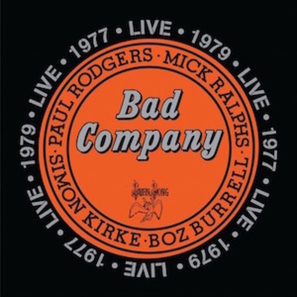 Bad Company to Release Long-Overdue Classic-Era Live Album