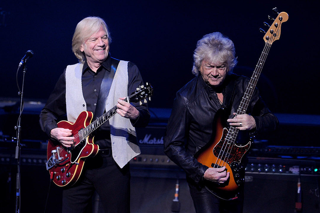 Moody Blues Probably Will Never Record Again