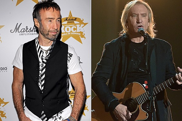 bad company and joe walsh announce 39 one hell of a night 39 tour. Black Bedroom Furniture Sets. Home Design Ideas