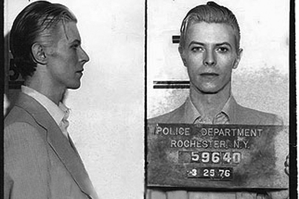 The Day David Bowie and Iggy Pop Were Busted for Marijuana
