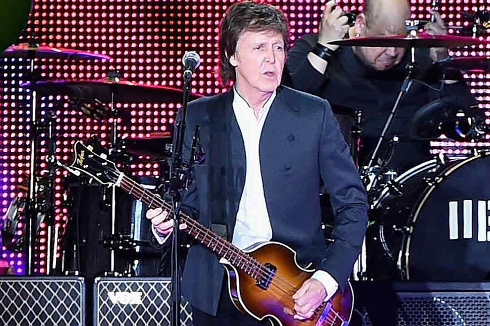 UPDATE: Paul Mccartney Somewhat Clarifies Mysterious Five