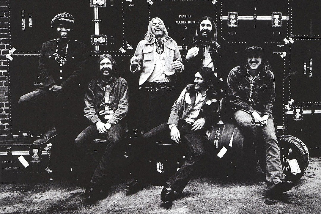 The Day the Allman Brothers Band Were Arrested in Alabama