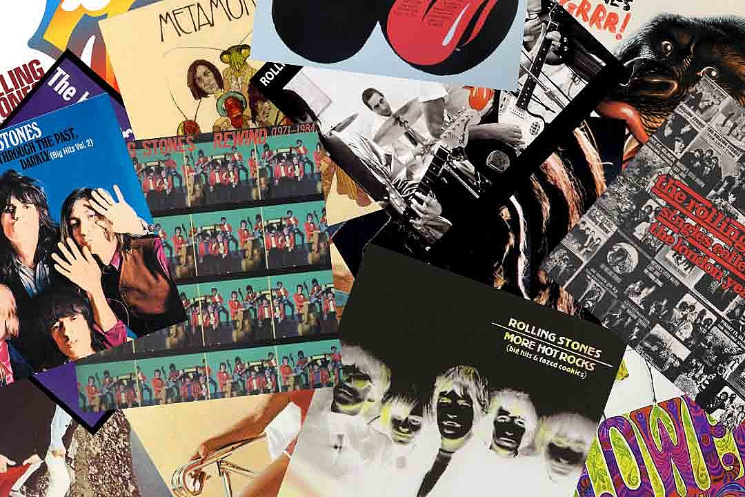 Rolling Stones Compilations Ranked Worst to Best
