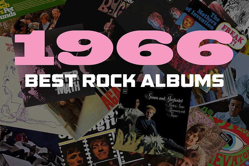 1966's Best Rock Albums