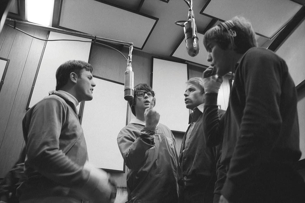 Revisiting the Beach Boys' Masterpiece, 'Pet Sounds'