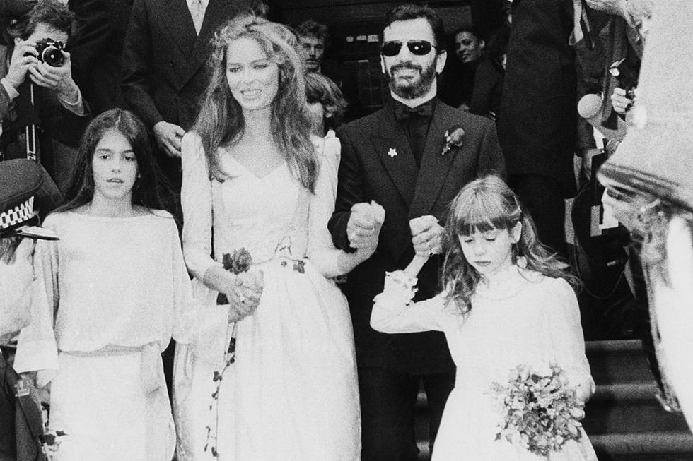Revisiting The Day Ringo Starr Married Barbara Bach