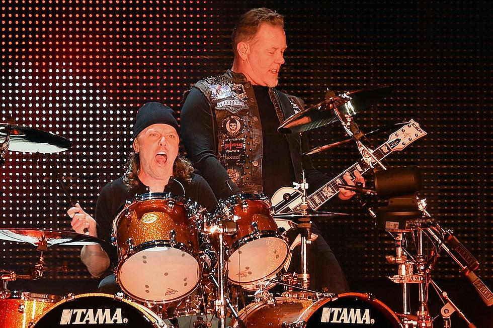 The Day James Hetfield Met Lars Ulrich