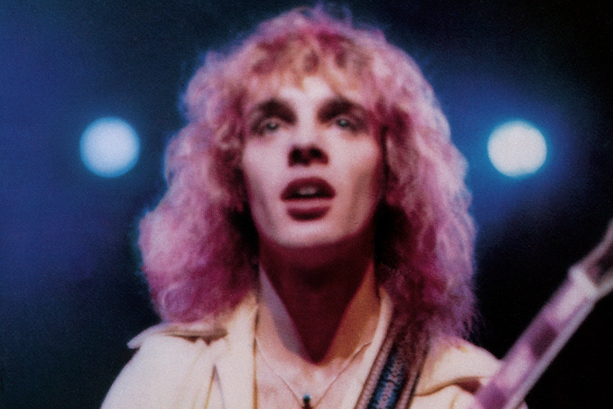 How Peter Frampton Finally Hit With 'Frampton Comes Alive!'