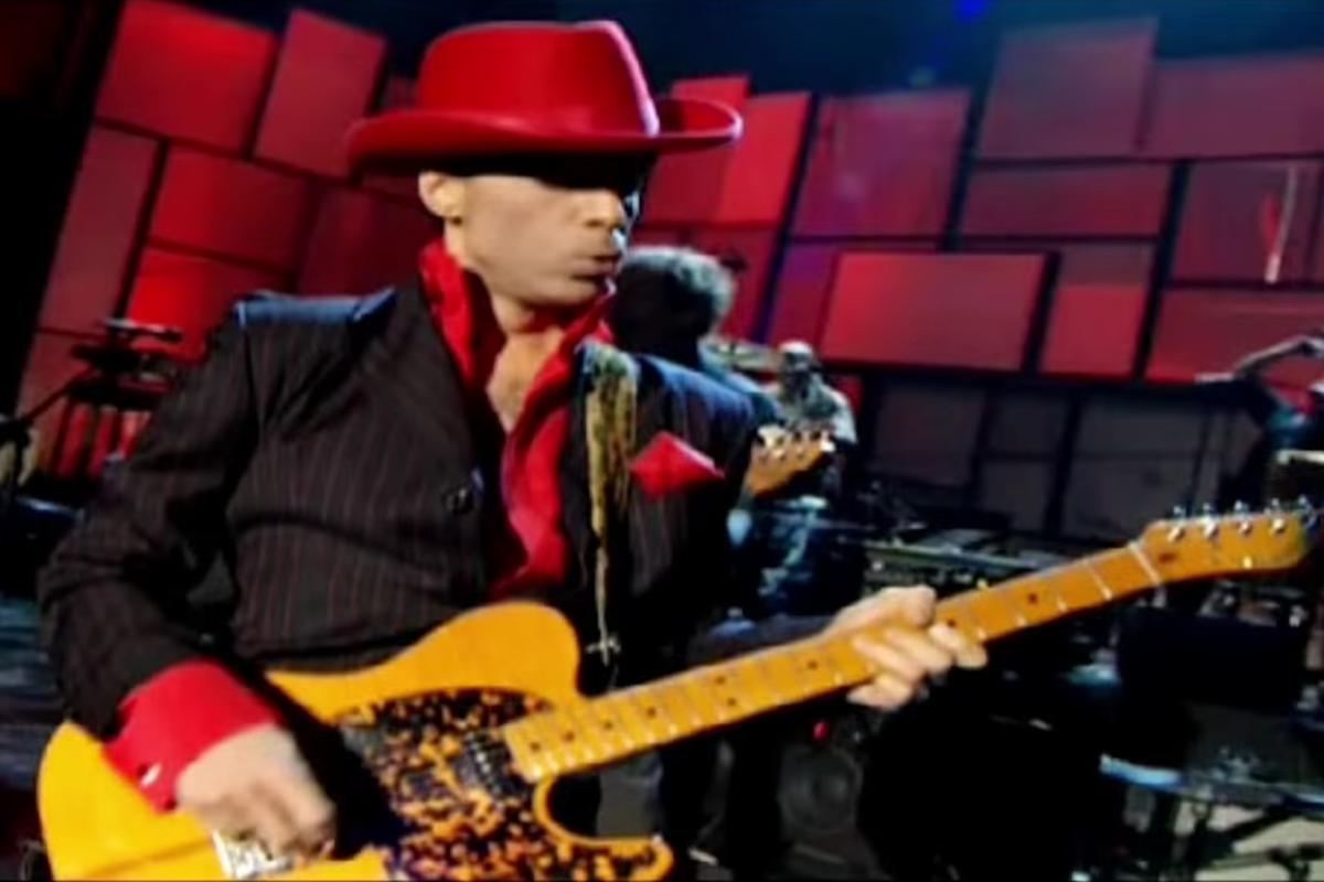 Prince Blows Tom Petty Jeff Lynne Steve Winwood Off The