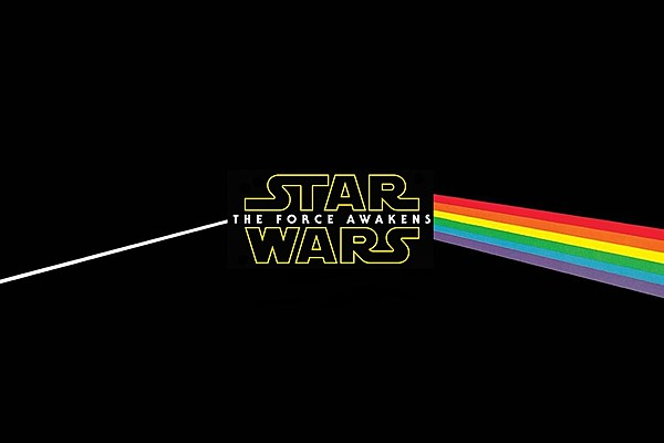 Pink Floyd's 'Dark Side of the Moon' Syncs Up With 'Star Wars: The Force Awakens'