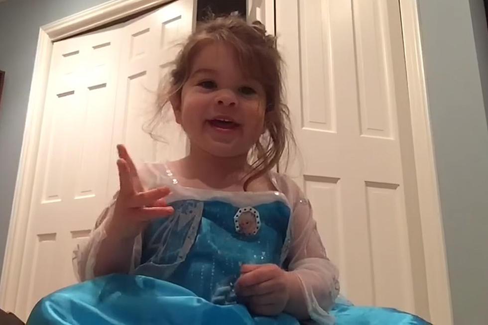 This Three-Year-Old Girl Is the Biggest Led Zeppelin Fan You