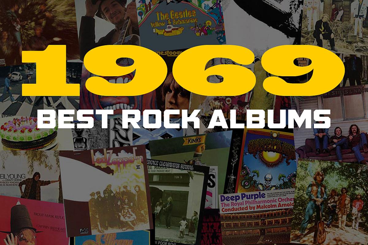 1969's Best Rock Albums