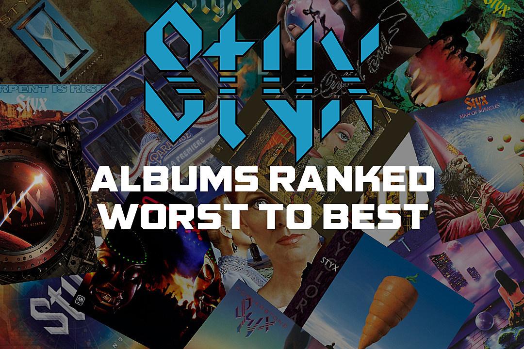 Styx Albums Ranked Worst to Best