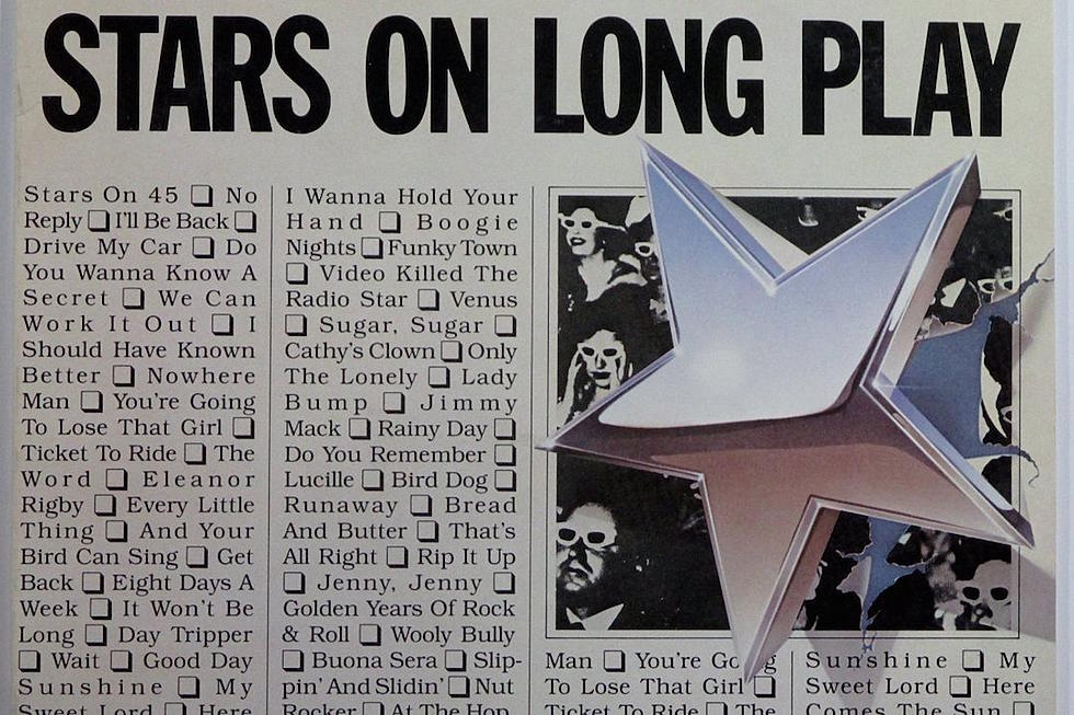 35 Years Ago: Stars on 45 Hit No  1 With 'Stars on 45 Medley'