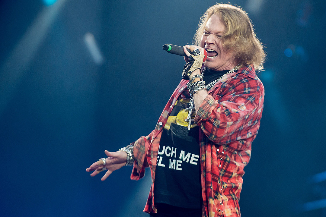 a20bac31e 20 Things We Learned During Axl Rose's New Q&A Session