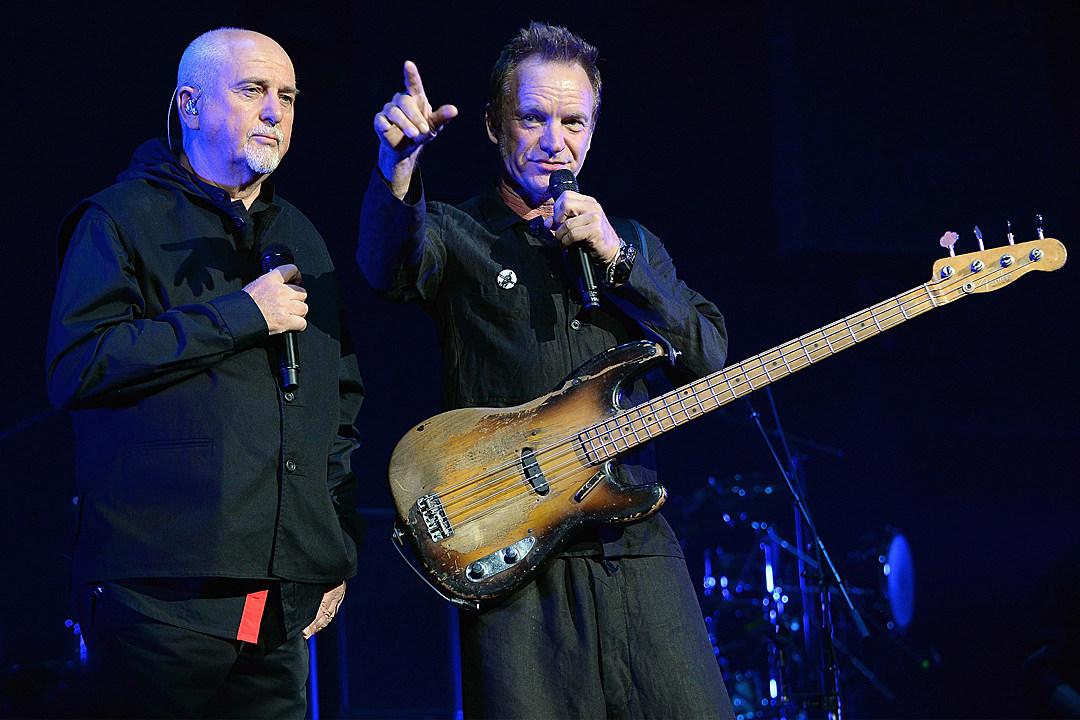 Revisiting Peter Gabriel's 'Passion' Soundtrack