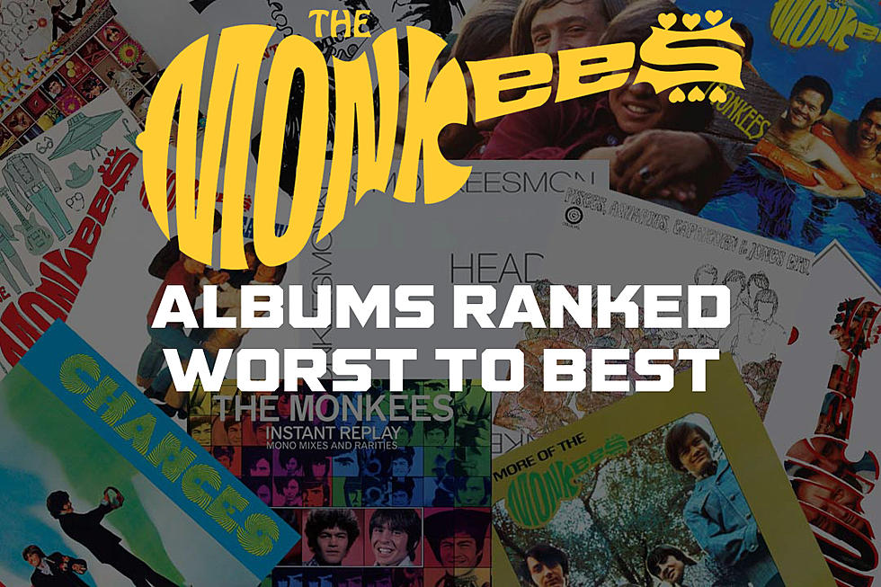 Monkees Albums Ranked Worst to Best