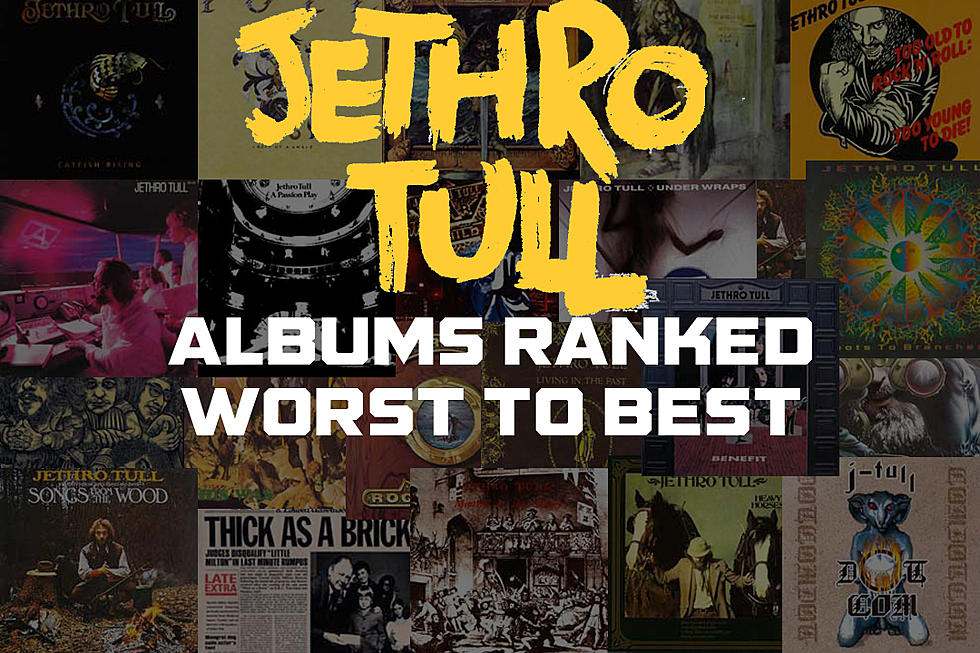 Jethro Tull Albums Ranked Worst to Best