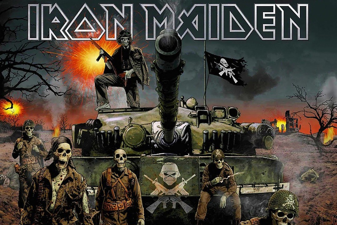 When Iron Maiden Got Serious on  A Matter of Life and Death  f003f8a4c