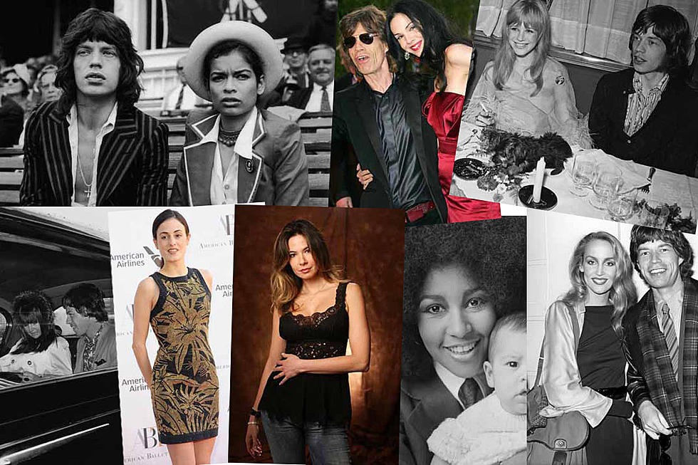Mick Jagger's Wife and Girlfriends Through the Years