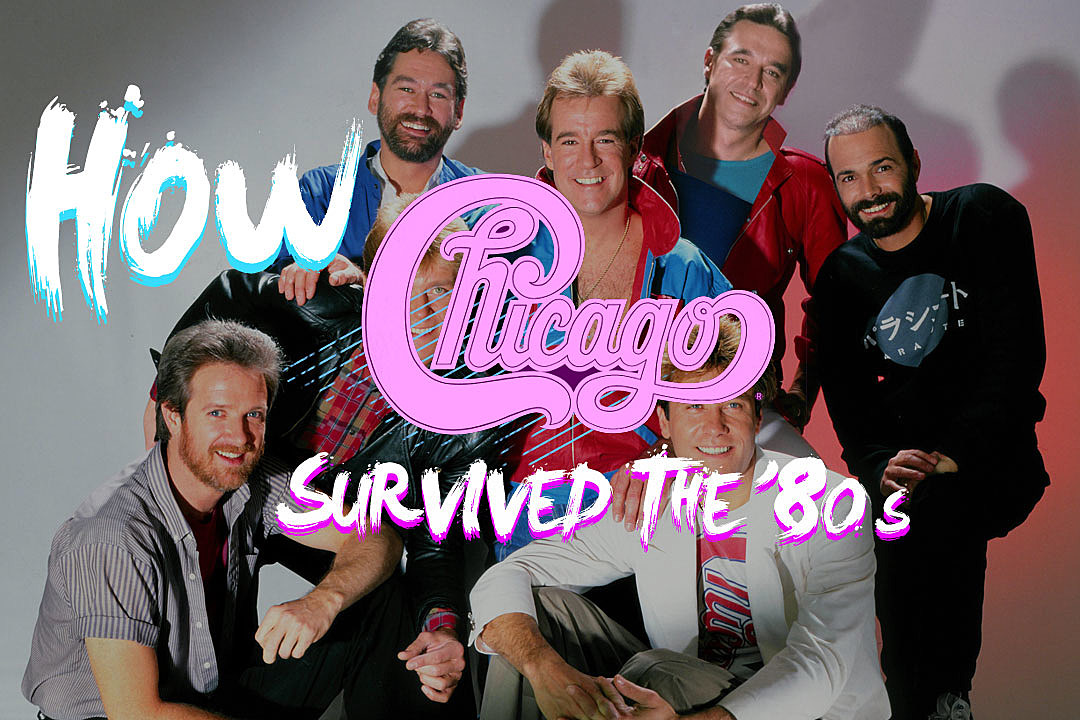 Listen to a Live Version of Chicago's '25 or 6 to 4': Premiere