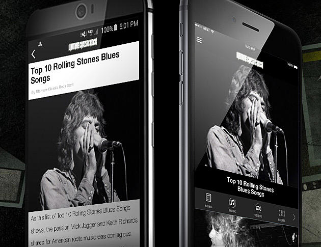 Introducing: The Ultimate Classic Rock Mobile App - Ultimate