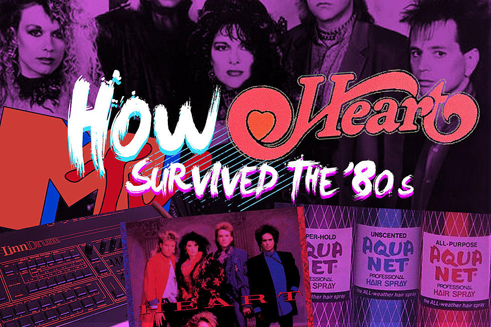 How Heart Survived the '80s
