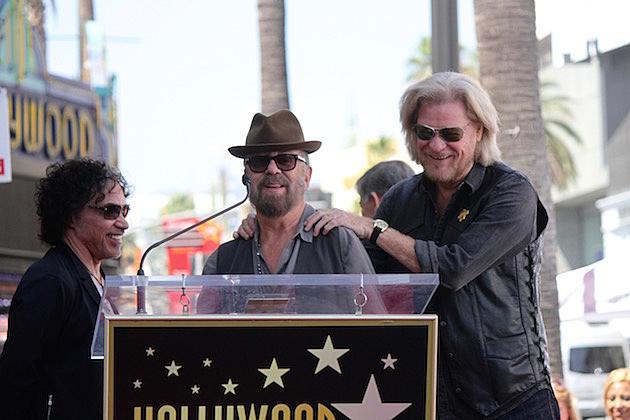 9d2e2046ad Daryl Hall and John Oates Get Their Hollywood Star