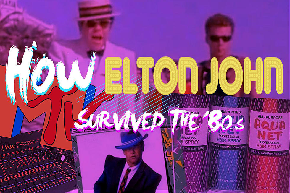 How Elton John Survived the '80s