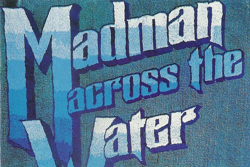How Elton John Matured on 'Madman Across the Water'