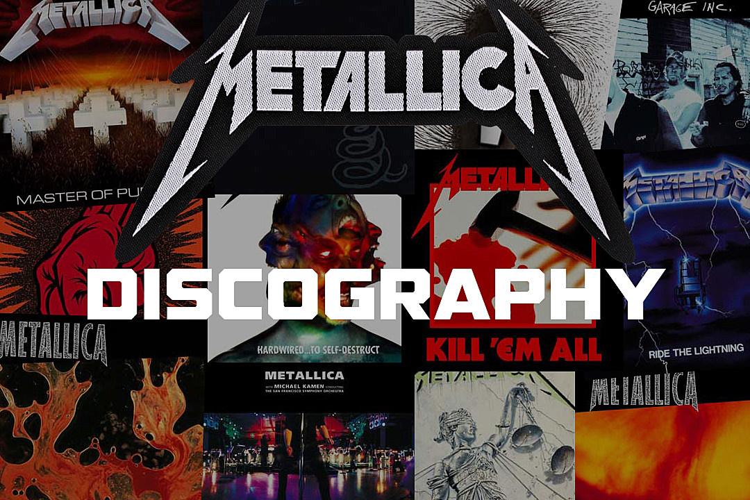 discografia metallica