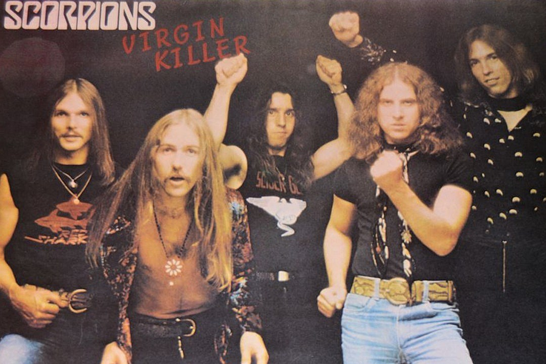 Are virgin star heavy metal band all clear
