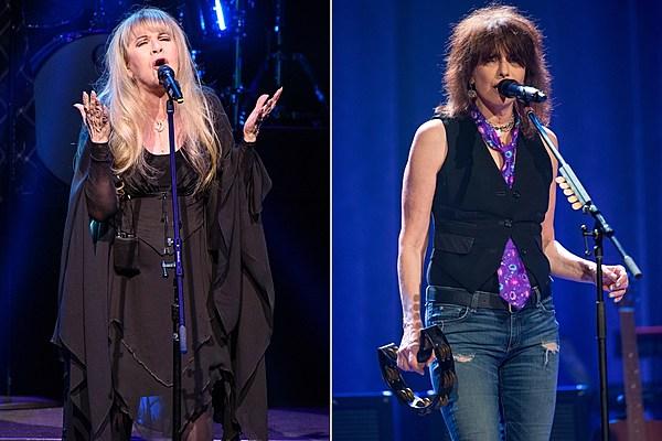 Stevie Nicks And The Pretenders Kick Off 24 Karat Tour