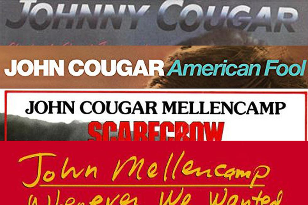Inside John Mellencamps Long Battle To Escape Johnny Cougar