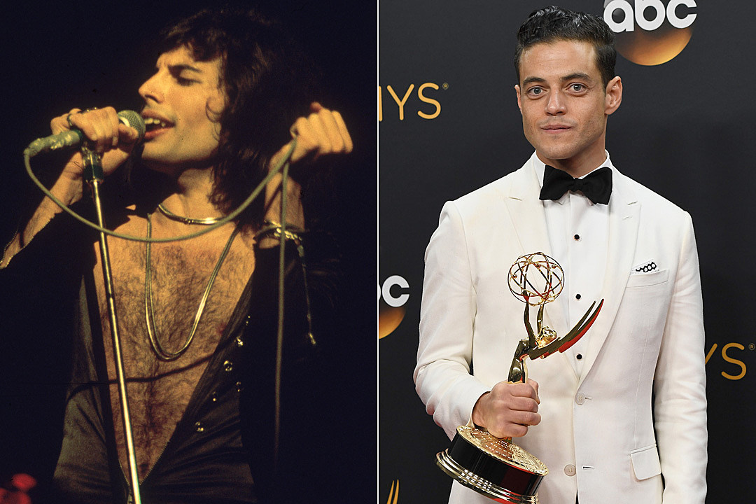 Rami Malek Of Mr Robot Will Play Freddie Mercury In Biopic