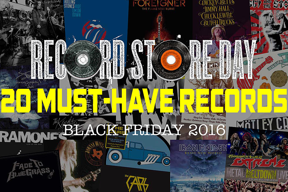 Black Friday 2016: 20 Must-Have Classic Rock Records