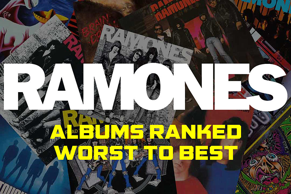 Ramones Albums Ranked Worst to Best e035b802a