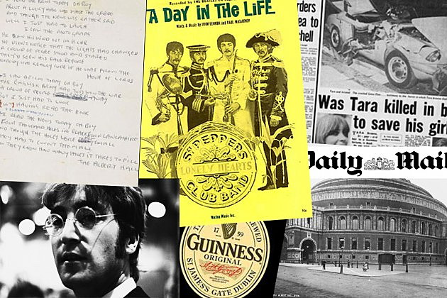 50 Years Ago: Tragic News Inspires the Beatles' 'A Day in