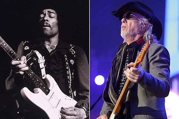 Aerosmith S Brad Whitford Joins Experience Hendrix Tour