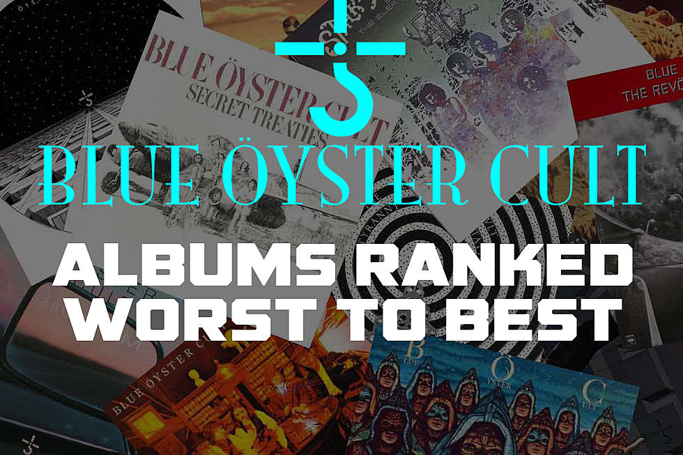 Blue Oyster Cult Albums Ranked Worst to Best