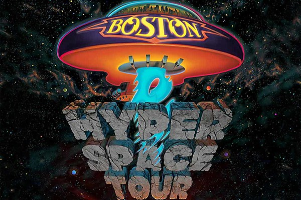 Boston Announce 2017 Tour Dates